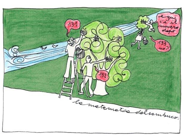 La pianta del sambuco