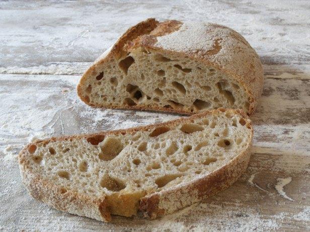 Pane al lievito madre