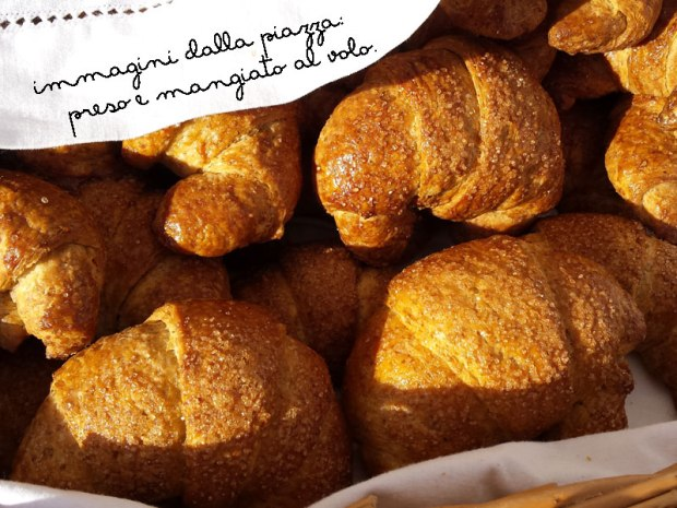 croissant, per qualcuno brioches